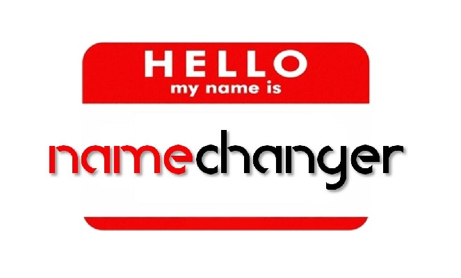 Name Changer Gallery