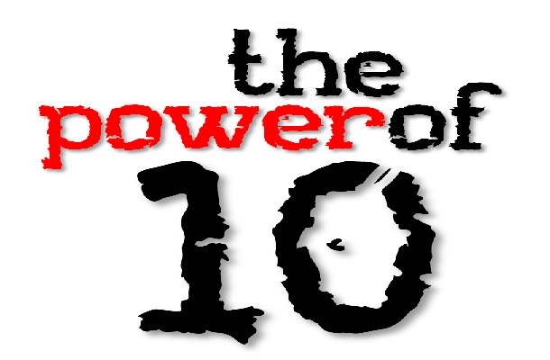 The Power of 10 Gallery